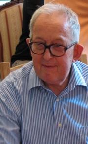 Author photo. Michel Kasser
