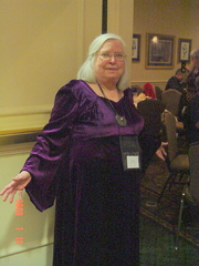 Author photo. <a href=&quot;https://en.wikipedia.org/wiki/Juanita_Coulson&quot; rel=&quot;nofollow&quot; target=&quot;_top&quot;>https://en.wikipedia.org/wiki/Juanita_Coulson</a>