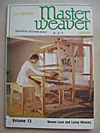 Master Weaver Library Vol 13 Woven Lace and…