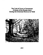 The Trail of Tears in Tennessee : A Study of…