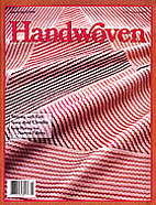 Handwoven Magazine Issue 69 by Interweave