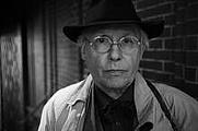 Author photo. Peter O. Chotjewitz (1934-2010)