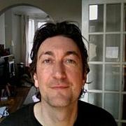 Author photo. Neil Crossley