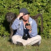 Author photo. University of Lethbridge