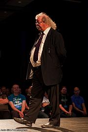 Author photo. Photo: Andre Eide (2009)