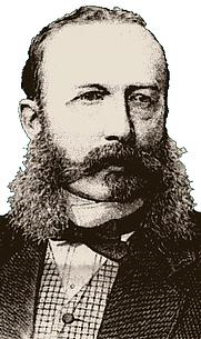 Author photo. GREGOR SAMAROW (1829-1903)