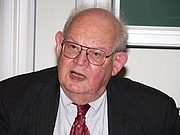Author photo. Benoît Mandelbrot during his speech at the ceremony when he was made an officer of the Legion of Honour on September 11, 2006, at the École polytechnique <a href=&quot;http://it.wikipedia.org/wiki/File:Mandelbrot_p1130861.jpg&quot; rel=&quot;nofollow&quot; target=&quot;_top&quot;>http://it.wikipedia.org/wiki/File:Mandelbrot_p1130861.jpg</a>