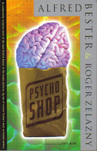 Psycho Shop cover