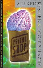 Psycho Shop cover