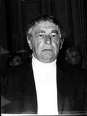 Author photo. Peter Huchel (26 January 1972) / Photo © <a href=&quot;http://www.bildarchivaustria.at&quot;>ÖNB/Wien</a>