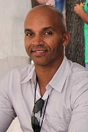 """Author photo. Nelson at the 2017 Texas Book Festival By Larry D. Moore, CC BY-SA 4.0, <a href=""""//commons.wikimedia.org/w/index.php?curid=64017575"""" rel=""""nofollow"""" target=""""_top"""">https://commons.wikimedia.org/w/index.php?curid=64017575</a>"""