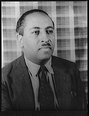 Author photo. Arna Wendell Bontemps (1902-1973), photographed by Carl Van Vechten, Aug. 15, 1939 (Library of Congress Prints and Photographs Division, Van Vechten Collection, Reproduction Number: LC-USZC2-6356)