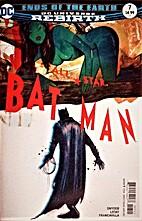 ALL STAR BATMAN #7 by Tula Lotay