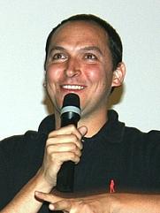 Author photo. Thierry Caro