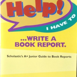 help to write a book report When you write a nonfiction report, you're writing about something that is true choose something to write about and do some research to get some facts book reports are used to help students evaluate a particular book or novel, as they test the student's analytical and comprehension abilities.
