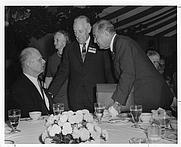 Author photo. Frederick Seitz on far left (Smithsonian)