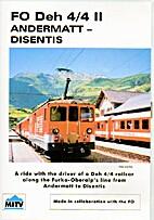 FO Deh 4/4 - II, Andermatt - Disentis