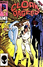 Cloak and Dagger, Vol. 2 #4 by Bill Mantlo