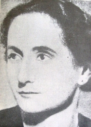 Author photo. M.R. Lida de Malkiel (Wikimedia Commons)