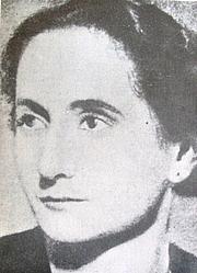 Author photo. M.R. Lida de Malkiel (Wikimedia Commons)