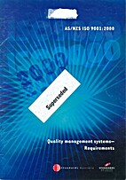 AS/NZS ISO 9001 - 2000: Quality Management…