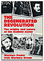 The Degenerated revolution : the origins and…