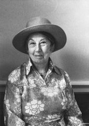 Author photo. Stella Mary Newton (1901-2001)