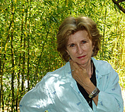 Author photo. <A HREF=&quot;http://www.squawvalleywriters.org/press.htm&quot;>Photo by Forrest Gander</A>