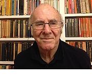 Author photo. Clive James
