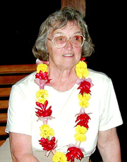 Author photo. Dolores M. Andrew