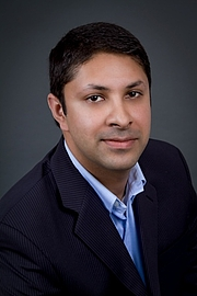Author photo. Raza Hussain