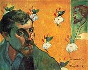 Author photo. Self-portrait, 1888,<br> Van Gogh Museum, Amssterdam, Netherlands<br> (Yorck Project)