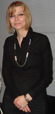 Author photo. Bahar