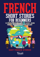 French Short Stories for Beginners: 20…