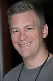 Author photo. Jason Sweat. Photo by Sebastian Bergmann.