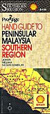 Hand guide to Peninsular Malaysia, Southern…