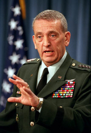 Author photo. Photo from U.S. Central Command (Wikipedia)