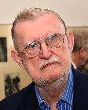 Author photo. Ľubomír Feldek, 2015 (by NoJin, CC BY-SA 4.0)