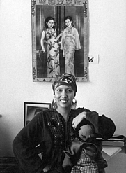 Author photo. Author Jessica Hagedorn in San Francisco, California 1975. By Nancy Wong, CC BY-SA 3.0, <a href=&quot;https://commons.wikimedia.org/w/index.php?curid=26352651&quot; rel=&quot;nofollow&quot; target=&quot;_top&quot;>https://commons.wikimedia.org/w/index.php?curid=26352651</a>
