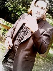 Author photo. (c.) Akim A.J. Willems - 2010