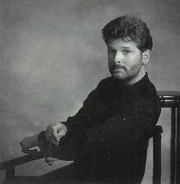 Author photo. Michael Talbot [credit: The Dream Masters]