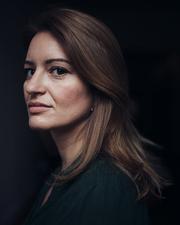 Author photo. Katy Tur/by Sasha Arutyunova for The New York Times