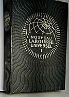 Nouveau Larousse universel: dictionnaire…