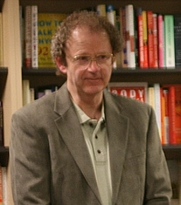 Author photo. Brian Herbert at a book signing at Books Inc. in Mountain View, by Matt Crampton from Sunnyvale, CA, USA