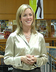 Author photo. Photographed at BookPeople in Austin, Texas by Frank Arnold