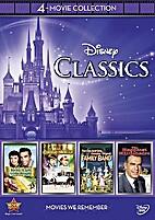 Disney 4-Movie Collection: Classics:…