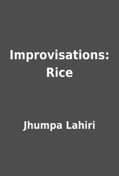 rice essay by jhumpa lahiri
