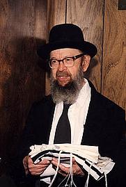 Author photo. Wikimedia commons user Yidisheryid