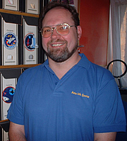 Author photo. David J. Shayler