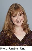 Author photo. Colette Caddle